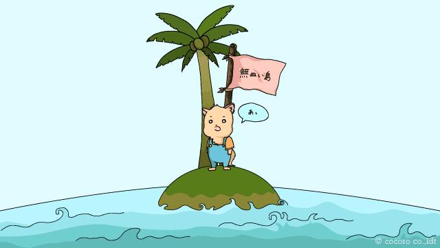 無ぬい島とはどんなところ?